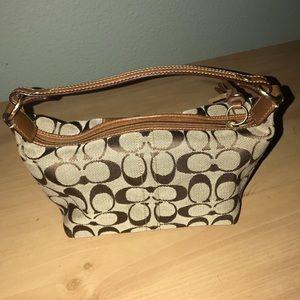 Coach Bags - 🔥 SALE - Coach leather & canvas, CLEAN